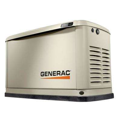 Guardian 13000-Watt Air-Cooled Home Standby Generator with Wi-Fi