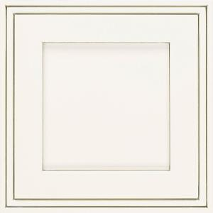 Nice Decora 14.5x14.5 In. Daladier Cabinet Door Sample In White  Twilight 772515399220   The Home Depot