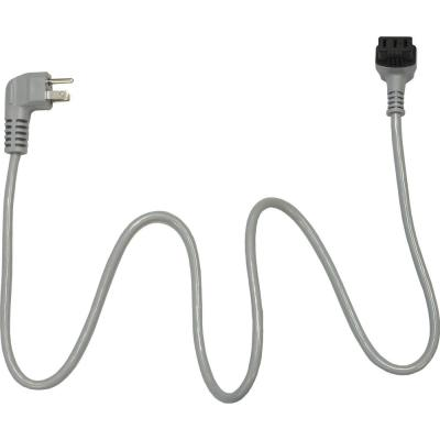 47.25 in. 3-Prong Power Cord for all Bosch Ascenta, 100, 300, 500, 800 Series Dishwashers with Rear Quick-Connect
