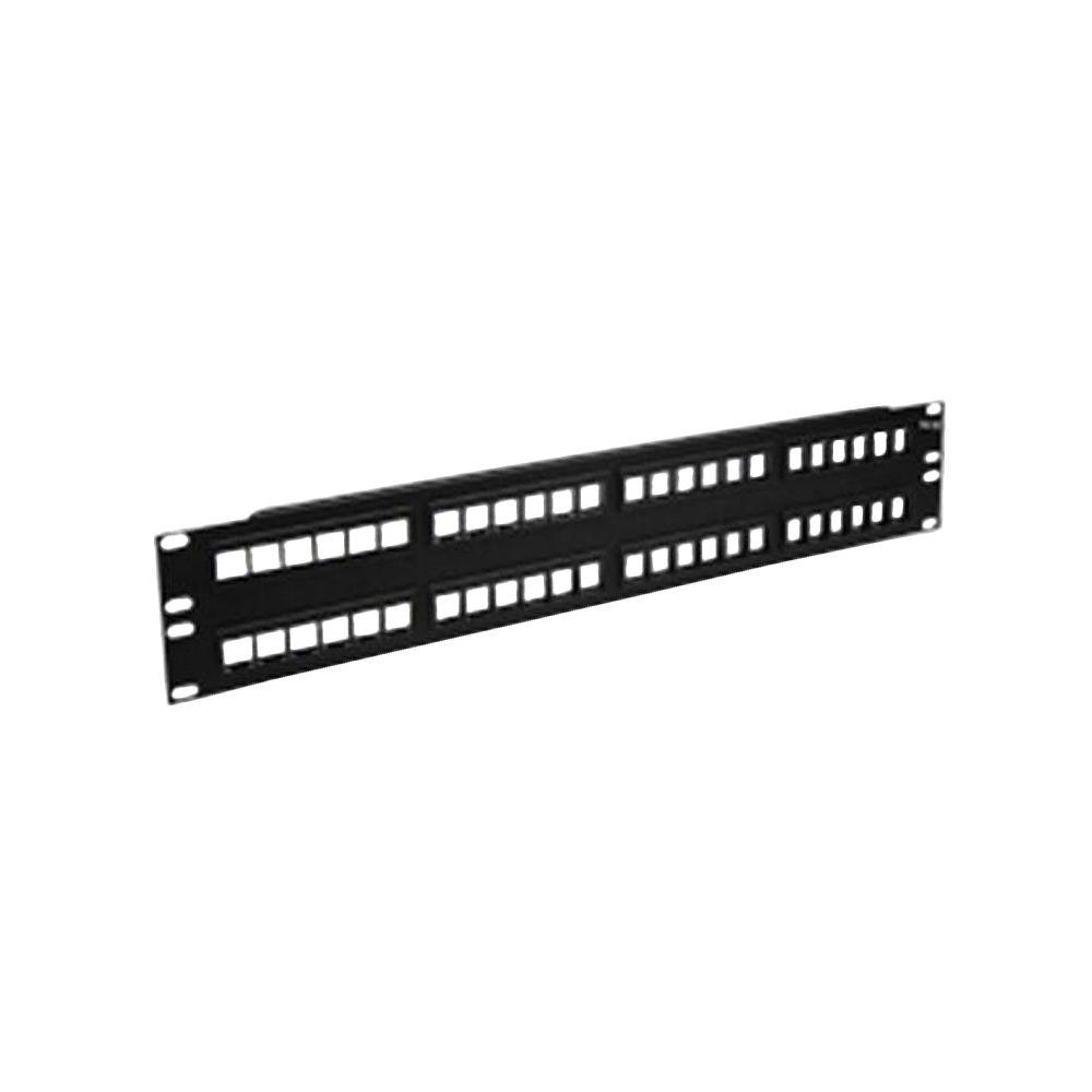 icc 4 in  patch panel-icc-ic107bp482