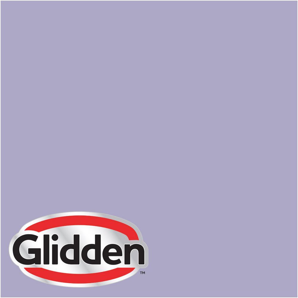 8 oz. #HDGV46U Soft Orchid Violet Satin Interior Paint Sample