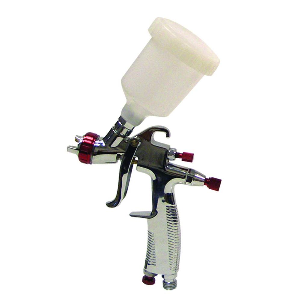 SPRAYIT LVLP Mini Gravity Feed Spray Gun