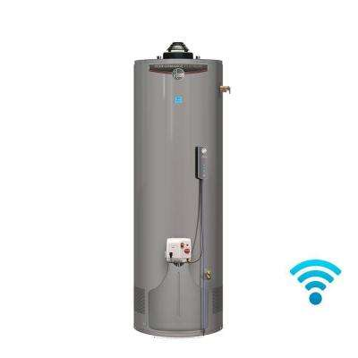 Performance Platinum 40 Gal. Tall 12 Year 36,000 BTU ENERGY STAR Ultra Low NOx Natural Gas Water Heater with WiFi Module