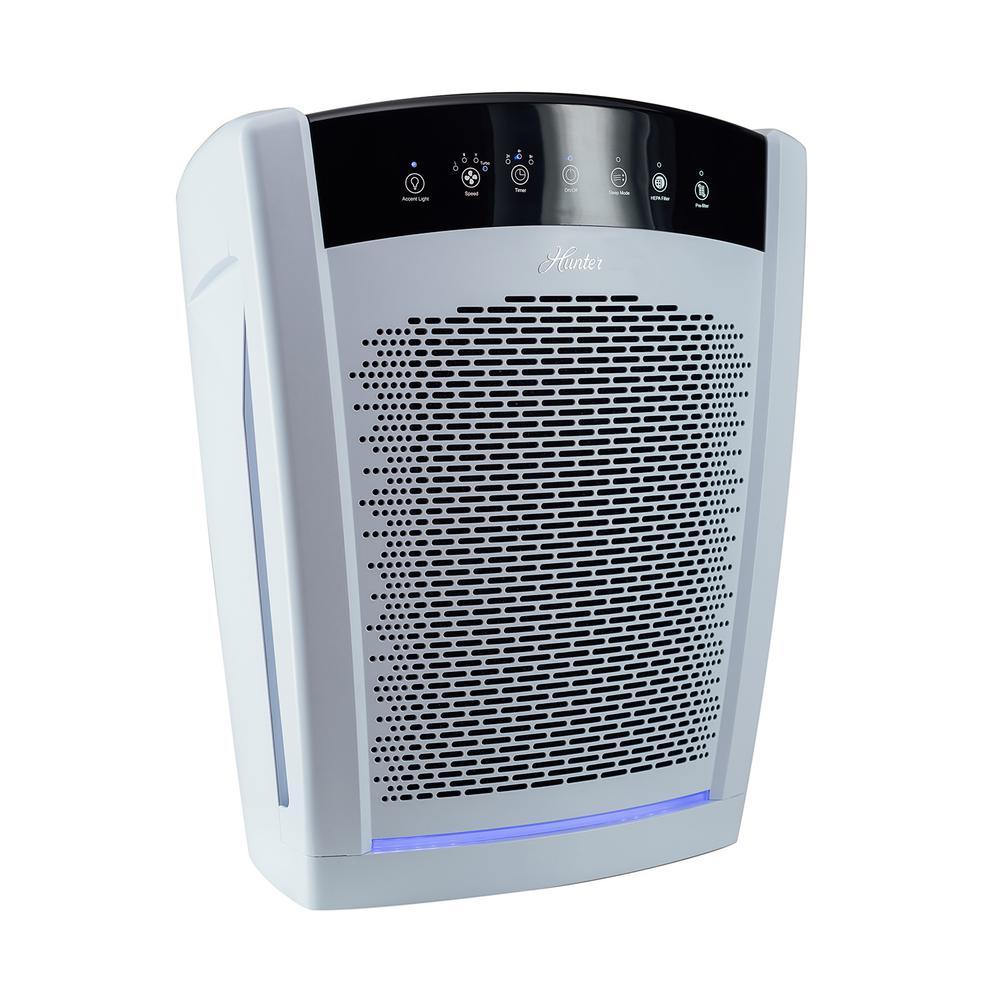 True HEPA Large Console Air Purifier
