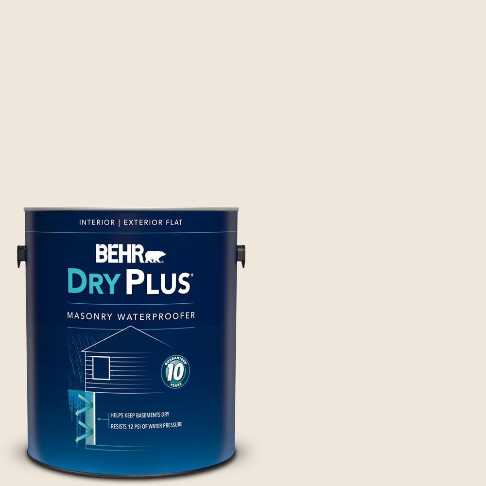1 gal. #BW-13 Creamy Almond Dry Plus Masonry Waterproofer