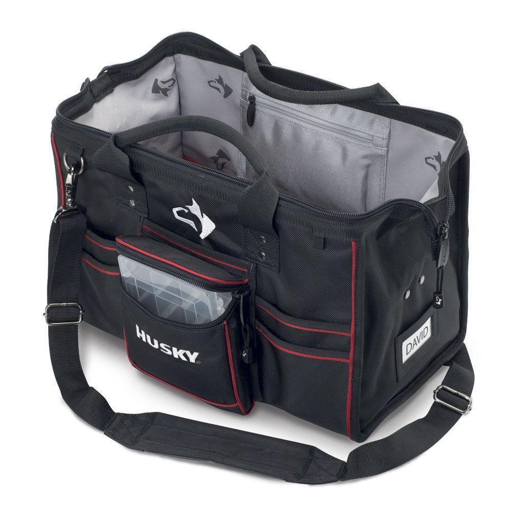 Jobsite Tool Box >> Tool Bag Tote Storage Organizer 31 Internal 12 External ...