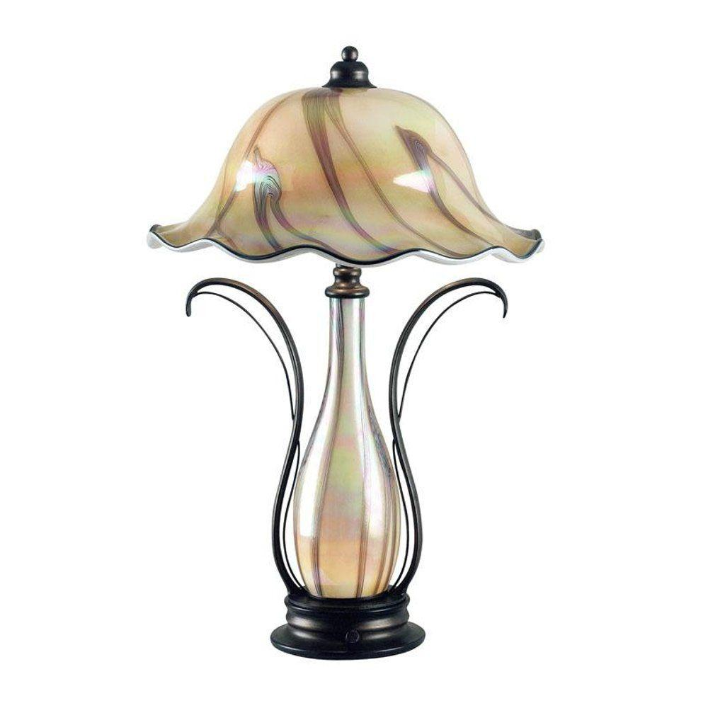 Home Decorators Collection Inverness 27 in. Table Lamp
