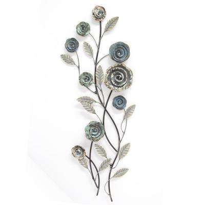 Blossoming Buds Wall Decor