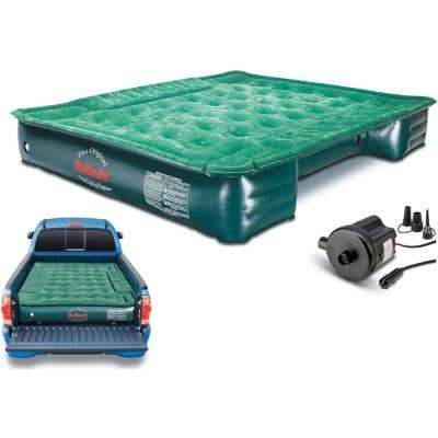 Full Size 6 ft. - 8 ft. Bed. Truck Bed Air Mattress with Portable DC Air Pump