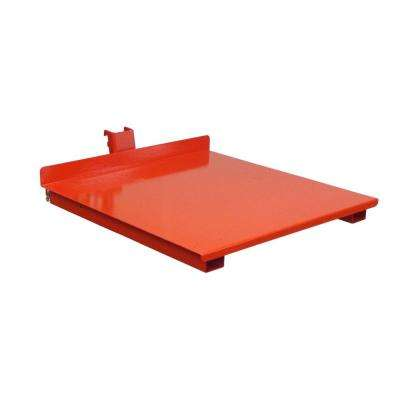 21 in. x 18 in. Straight Fork and 24 in. x 24 in. Steel Platform for LiftPlus