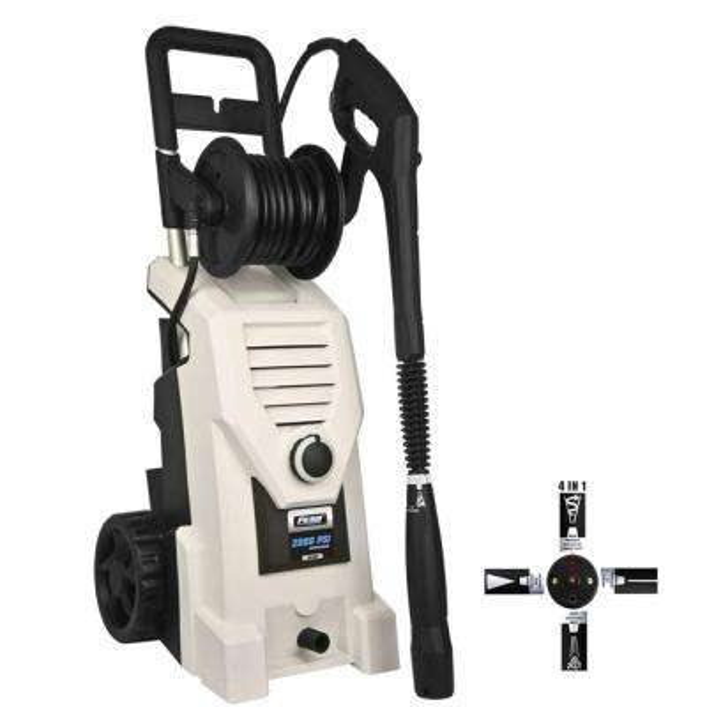 2,000 psi 1.6 GPM Electric Pressure Washer