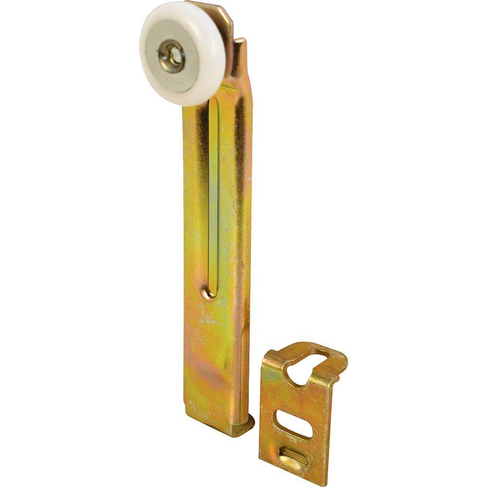 Prime Line Closet Door Top Roller 78 In Round Edge Nylon Wheel N