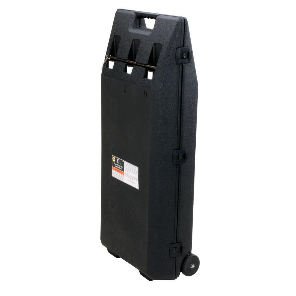 10TON Porta Power Hydraulic Jack Body Frame Repair Kit with Wheeled ...