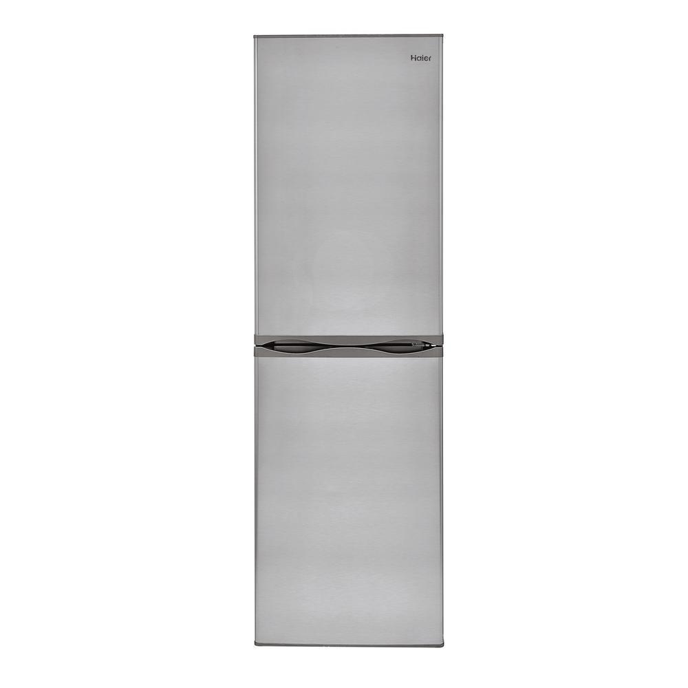 haier 16 4 cu ft quad french door freezer refrigerator in stainless steel. 10.2 cu. ft. bottom freezer refrigerator in stainless steel. steel haier 16 4 cu ft quad french door s