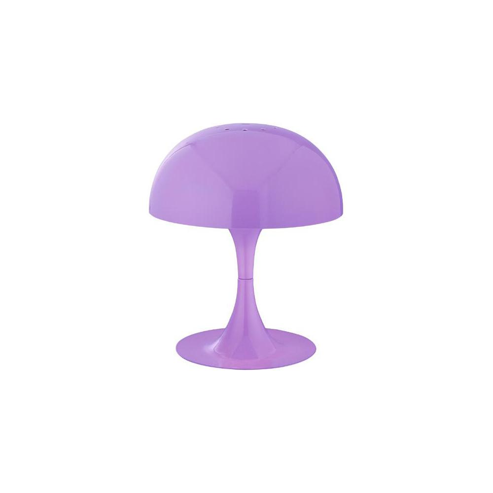 Filament design 85 in purple table lamp cli ls439233 the home purple table lamp geotapseo Gallery