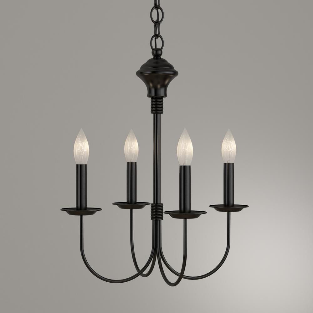 Bel Air Lighting Cabernet Collection 4