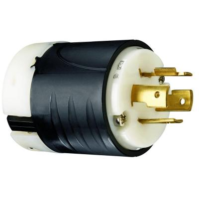 Pass & Seymour Turnlok 20 Amp 125/250-Volt NEMA L14-20P Locking Plug