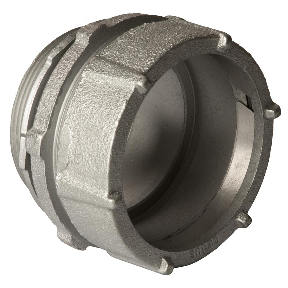RACO Rigid/IMC 3-1/2 in. Compression Coupling