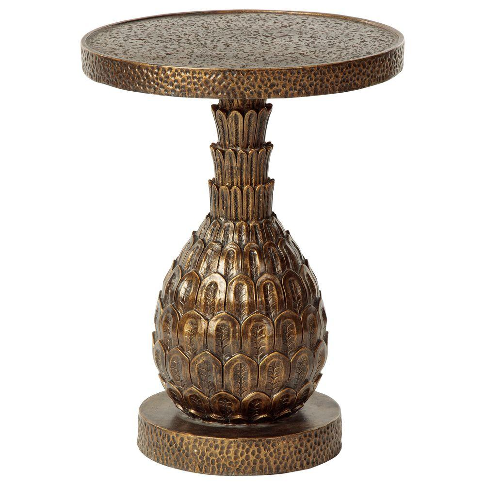 Ay Outdoors Kauai Pinele Patio Accent Table