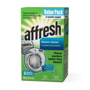 Affresh 8.4 oz. Washer Cleaner (6-Pack) by Affresh