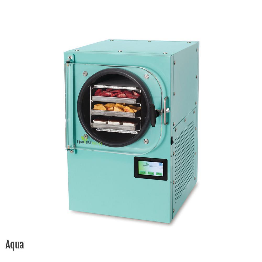 Small Freeze Dryer Aqua with Mylar Starter Kit