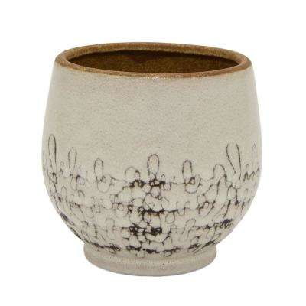 6 in. Ceramic Planter
