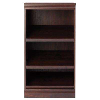 Manhattan 4-Shelf Modular Storage Shoe Shelf in Cherry