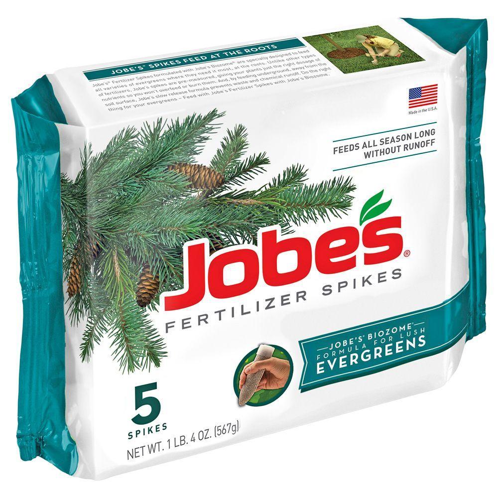 Evergreen Tree Fertilizer Spikes (5-Pack)