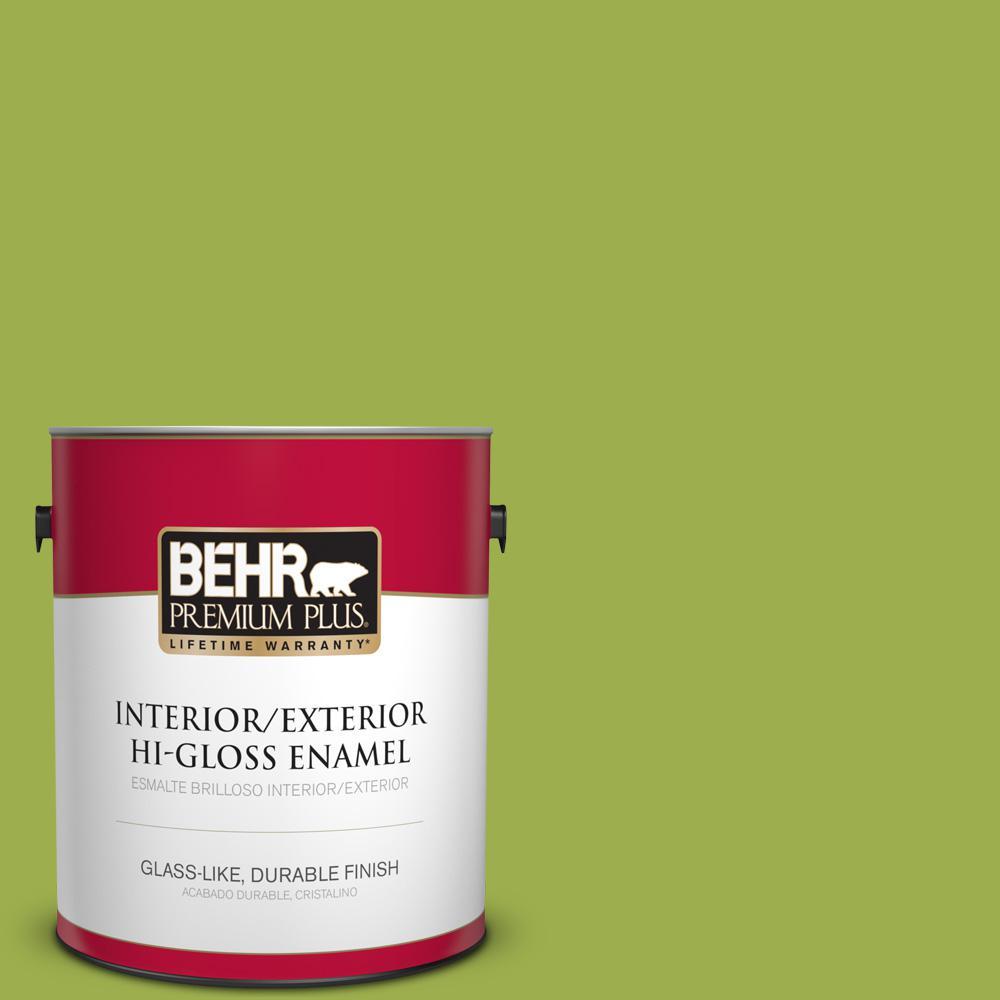 Behr premium plus 1 gal 570d 4 colorado springs hi gloss - Interior painting colorado springs ...