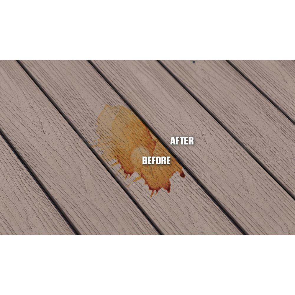 Composite Deck Stain Remover