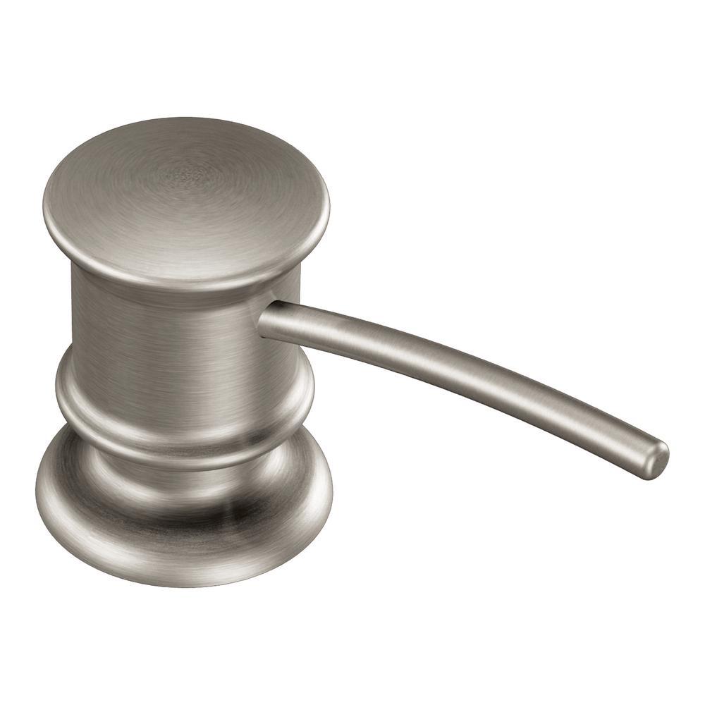 Moen Soap Dispenser In Spot Resist Stainless 3944srs The