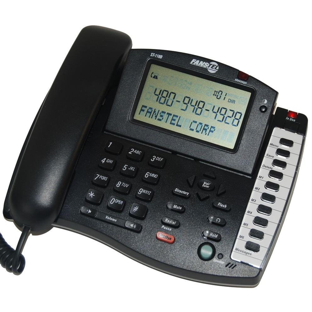 Fanstel 1 Line Business Speakerphone With Big Screen