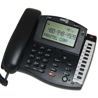 1-Line Business Speakerphone with Big Screen Caller ID Phone