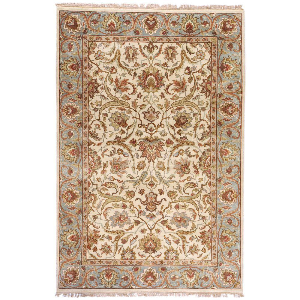 Artistic Weavers Surry Cream 9 ft. 6 in. x 13 ft. 6 in. Area Rug