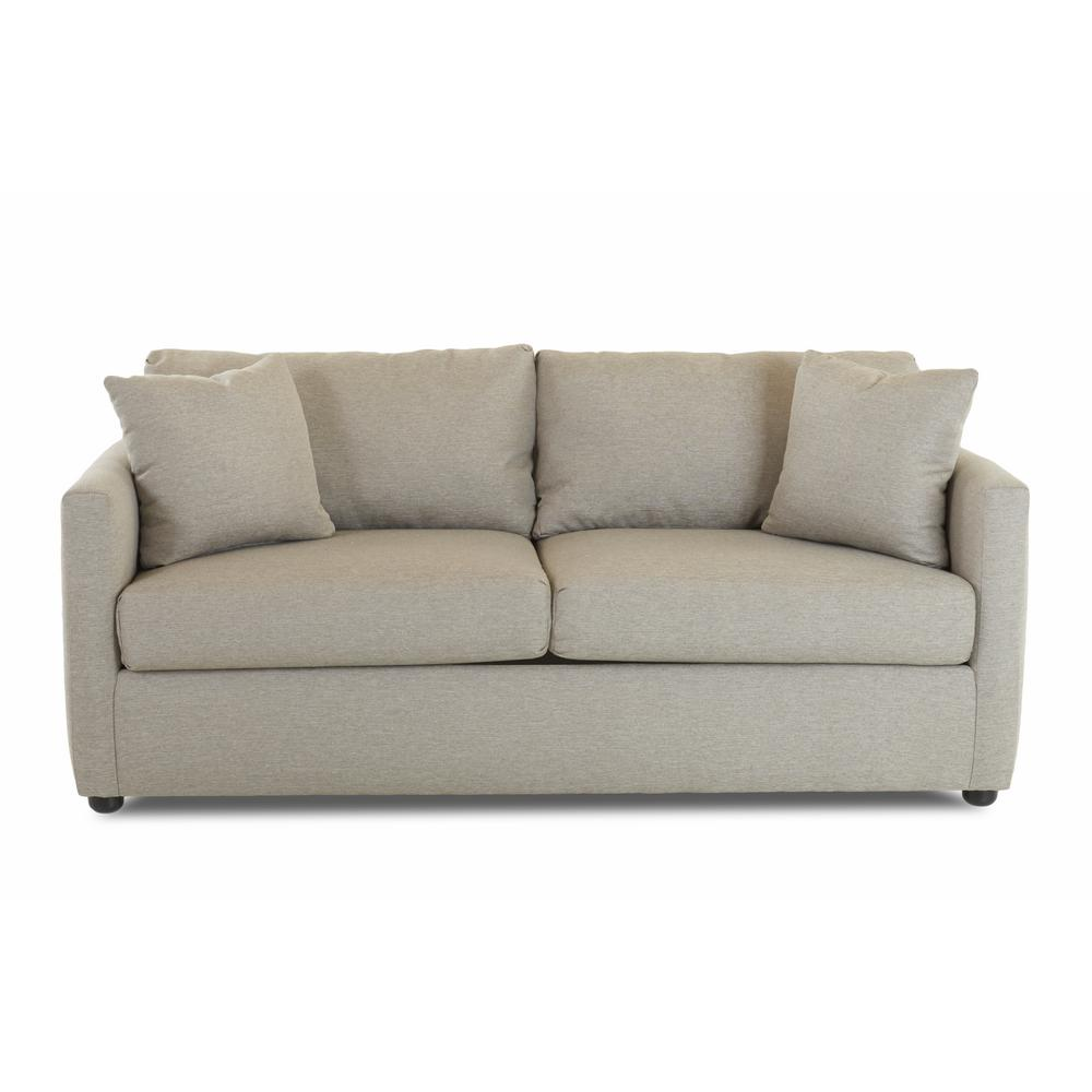 Klaussner Jacobs Gray Sofa