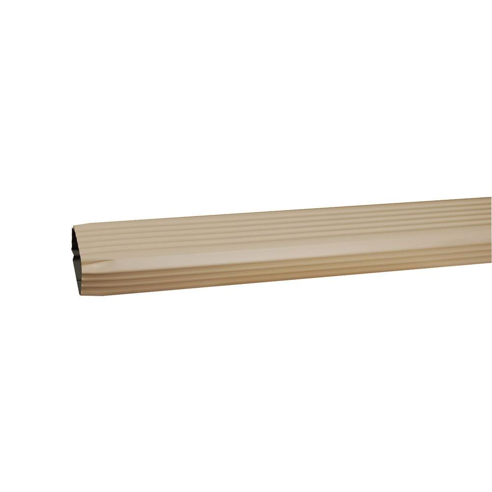 Amerimax Home Products 3 In X 4 In X 120 In Light Maple