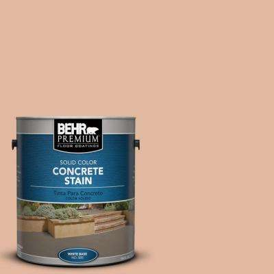 1 gal. #PFC-06 Georgia Peach Solid Color Interior/Exterior Concrete Stain