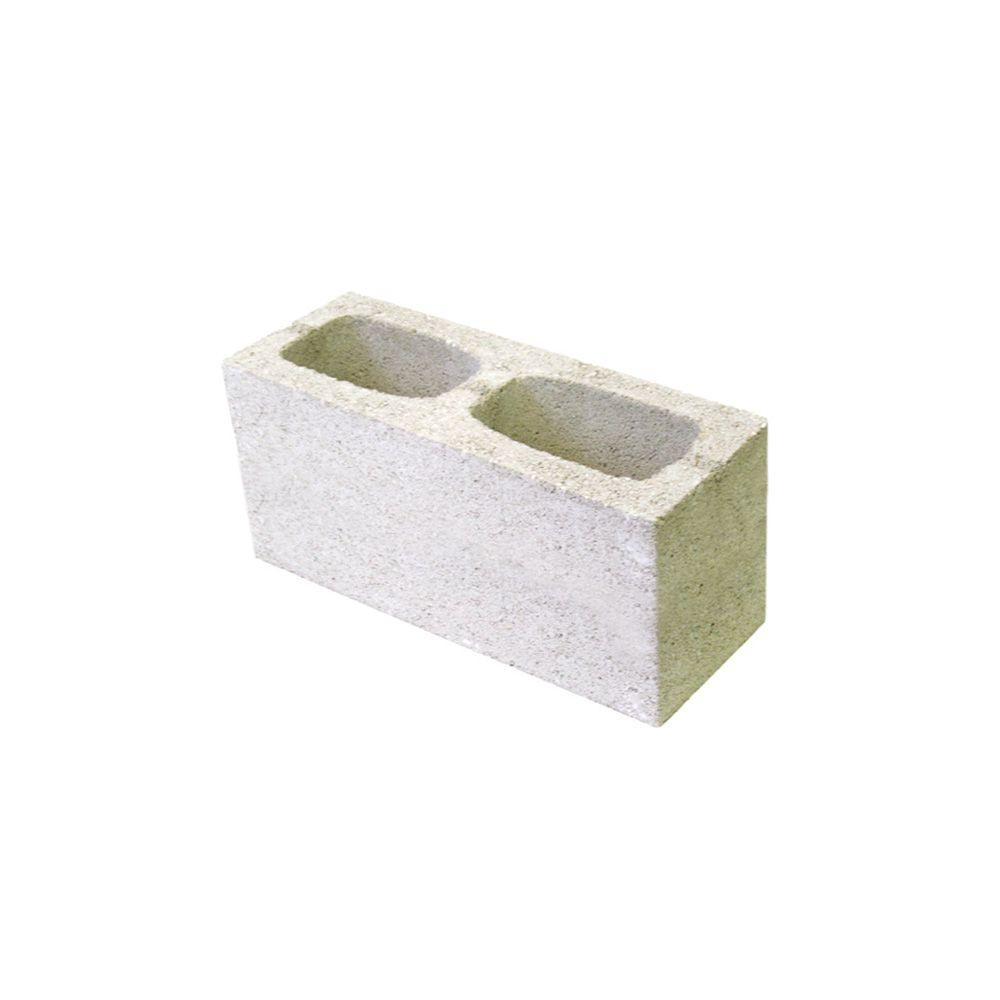 6 in. x 8 in. x 16 in. Concrete Double Solid