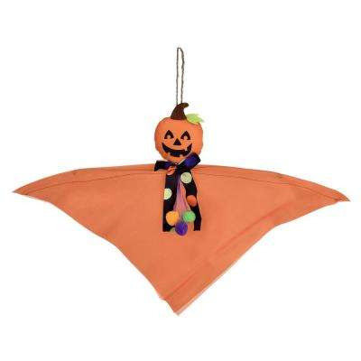 12 in. Halloween Value Jack-O ft.-Lantern Hanging Decoration (8-Pack)