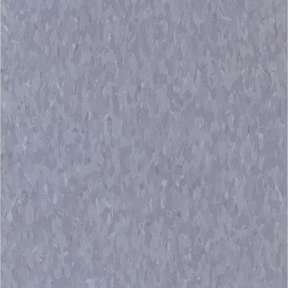 Armstrong Imperial Texture VCT 12 in. x 12 in. Blueberry Standard Excelon Commercial Vinyl Tile (45 sq. ft. / case)