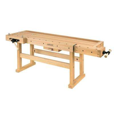 Monster 6 ft. and 3 in. Workbench