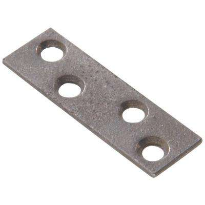 10 x 1 in. Galvanized Mending Plate (5-Pack)