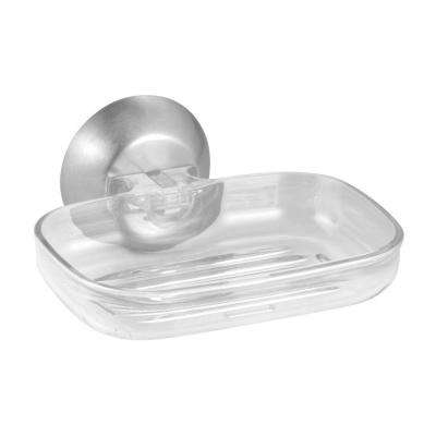 Forma PowerLock Suction Soap Dish in Clear