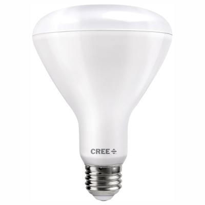 100W Equivalent Daylight (5000K) BR30 Dimmable Exceptional Light Quality LED Light Bulb