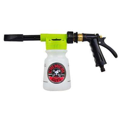 Foam Blaster 6 Foam Wash Gun The Ultimate Car Wash Foamer That Connects Any Hose
