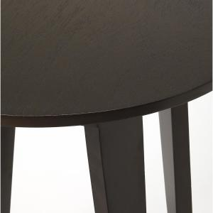 Marvelous Butler Devin Dark Brown Accent Table 2040140 The Home Depot Ibusinesslaw Wood Chair Design Ideas Ibusinesslaworg
