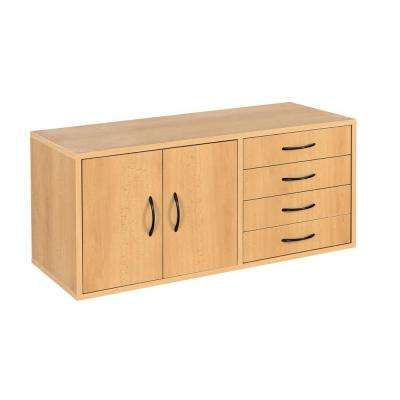 Hobby 3 ft. 5 in. Storage Cabinet