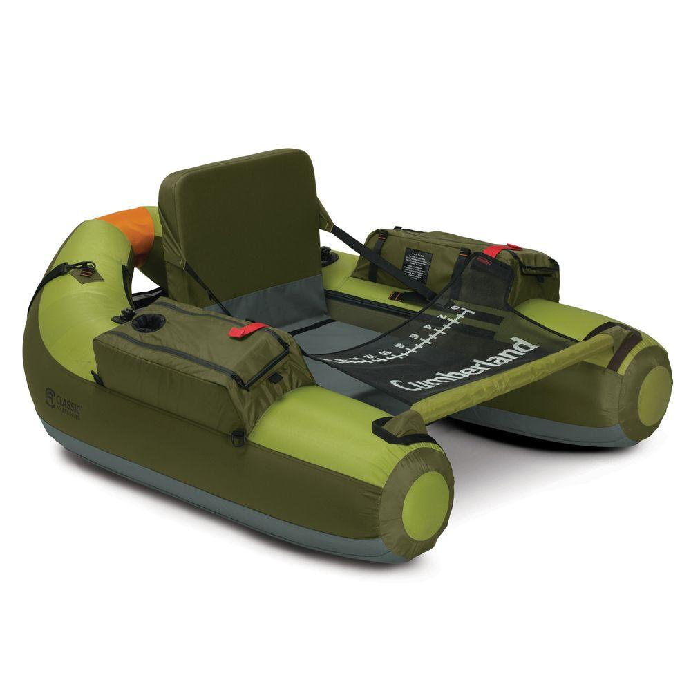 Classic Accessories Cumberland Float Tube-DISCONTINUED