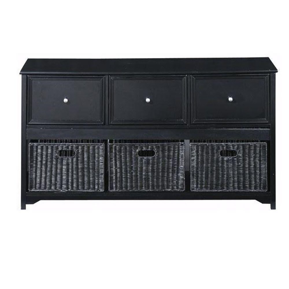 home decorators collection oxford black file cabi