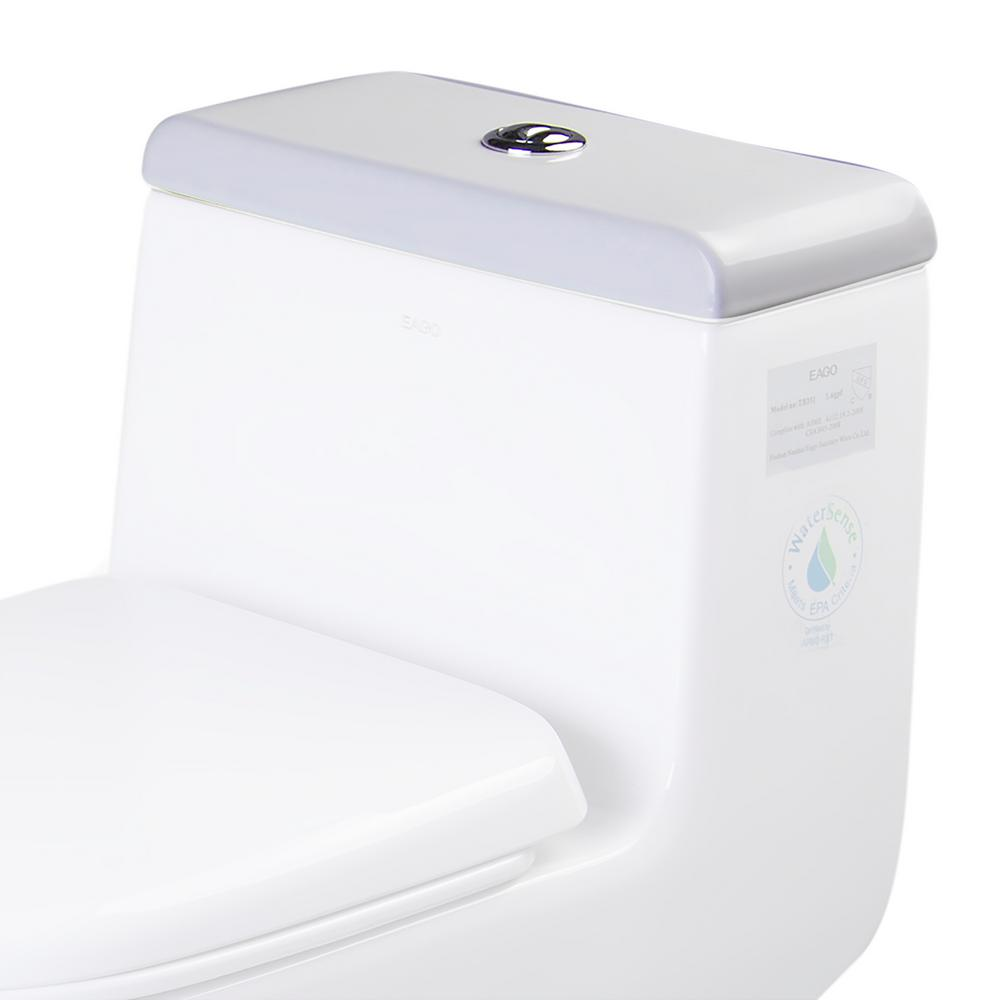 R-351LID Toilet Tank Cover in White